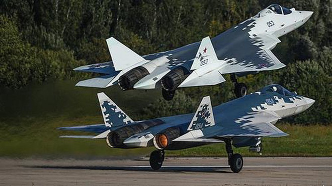 Khó khăn tài chính khiến Nga chưa thể sản xuất hàng loạt tiêm kích Su-57 - Ảnh 9.