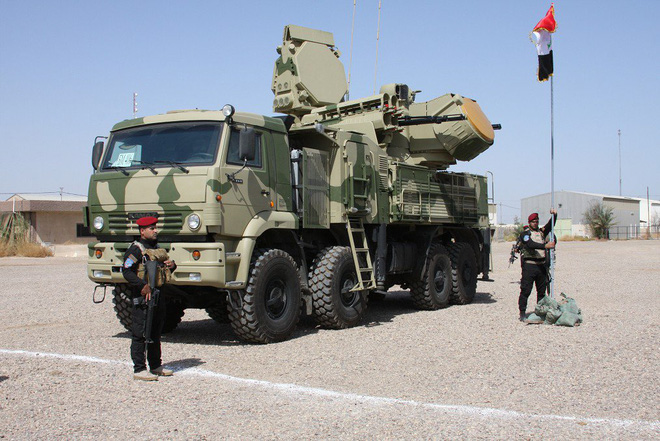 Iraq ra tối hậu thư cho QĐ Mỹ, Pantsir-S1 sẽ không nương tay: Baghdad có dám làm liều? - Ảnh 3.