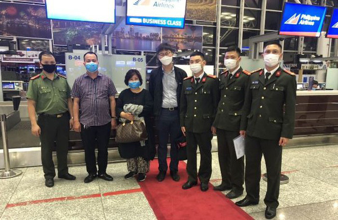 Đối tượng trốn truy nã Quốc tế trong mùa dịch Covid-19 xúc động nói lời cảm ơn Công an Việt Nam - Ảnh 3.