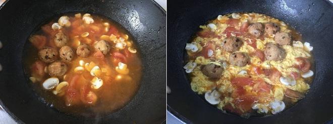 Canh thịt viên mà nấu ngon thế này thì phải học ngay thôi - Ảnh 4.