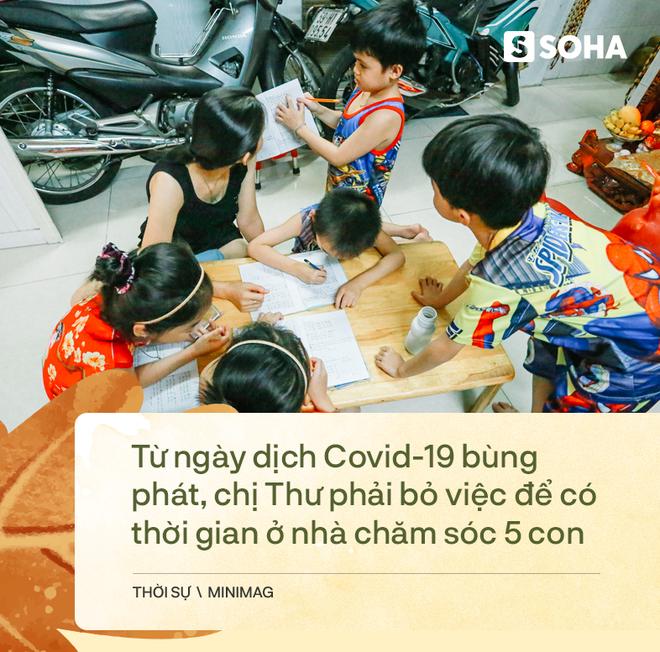 Gia đình sinh 5 đầu tiên ở Việt Nam quay cuồng với dịch COVID-19, nhưng luôn ngập tiếng cười - Ảnh 7.