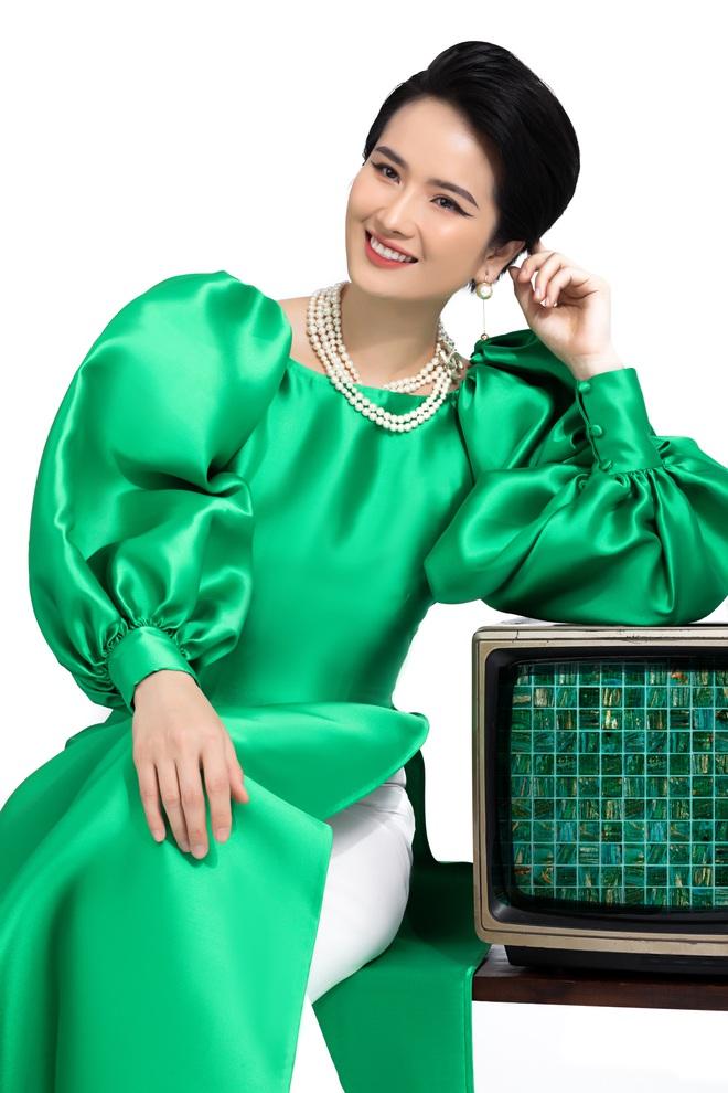 Người đẹp Cao Thùy Dương bất ngờ tái xuất sau 5 năm ở ẩn - Ảnh 4.