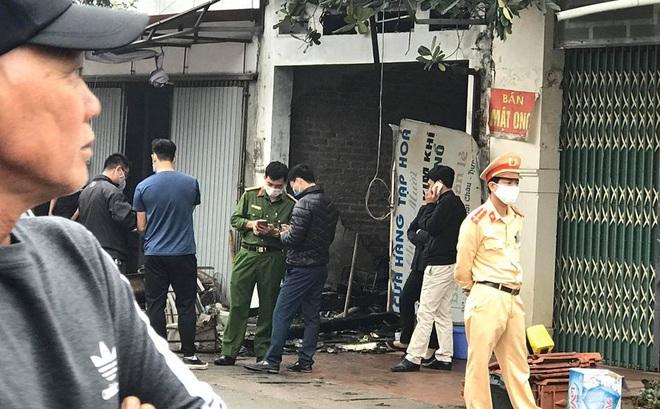 Hưng Yên: Cháy nhà lúc nửa đêm khiến 3 người trong gia đình tử vong