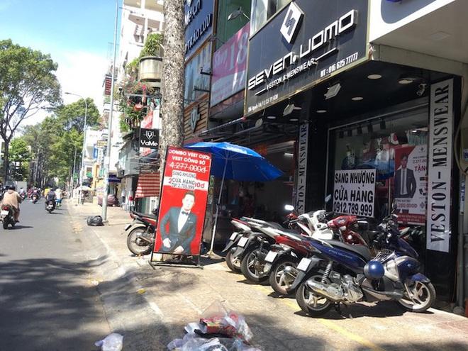 Mặt bằng tiền tỷ bỏ hoang ở Sài Gòn vì dịch Covid-19 - Ảnh 1.