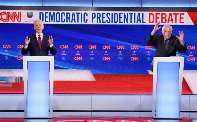 Ông Biden: Nếu đắc cử, tôi sẽ đưa phụ nữ lên làm phó tổng thống - Ảnh 2.