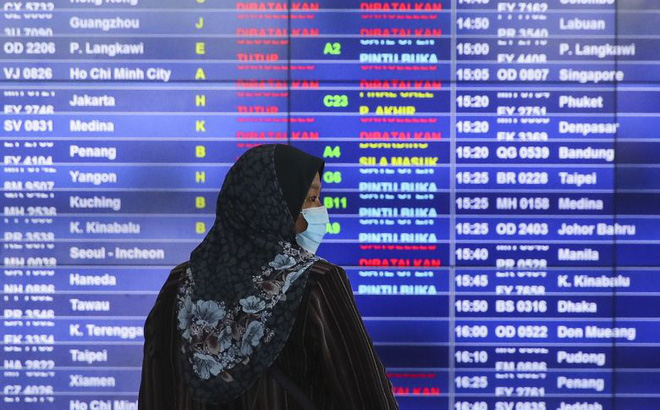 Malaysia phong tỏa toàn quốc từ ngày 18/3 tới hết ngày 31/3 để chống dịch COVID-19