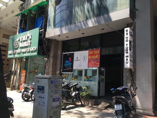 Mặt bằng tiền tỷ bỏ hoang ở Sài Gòn vì dịch Covid-19 - Ảnh 8.