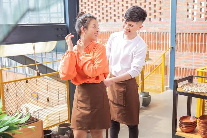 Con gái út của NSƯT Chiều Xuân làm nữ chính trong MV của Đỗ Hoàng Dương - Ảnh 8.