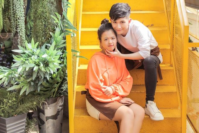Con gái út của NSƯT Chiều Xuân làm nữ chính trong MV của Đỗ Hoàng Dương - Ảnh 7.