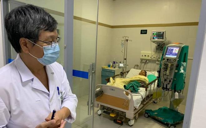 Chuyên gia Nguyễn Gia Bình nói về cách điều trị tối ưu đang áp dụng cho bệnh nhân Covid-19 nặng