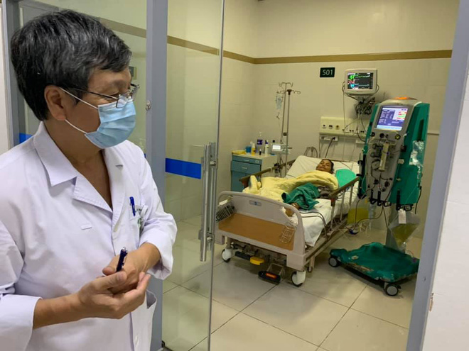 Chuyên gia Nguyễn Gia Bình nói về cách điều trị tối ưu đang áp dụng cho bệnh nhân Covid-19 nặng - Ảnh 1.