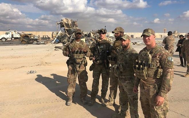 Bắt đầu thấm đòn, Mỹ ồ ạt rút quân khỏi nhiều căn cứ ở Iraq: Nhưng Iran đừng vội đắc ý! - Ảnh 2.