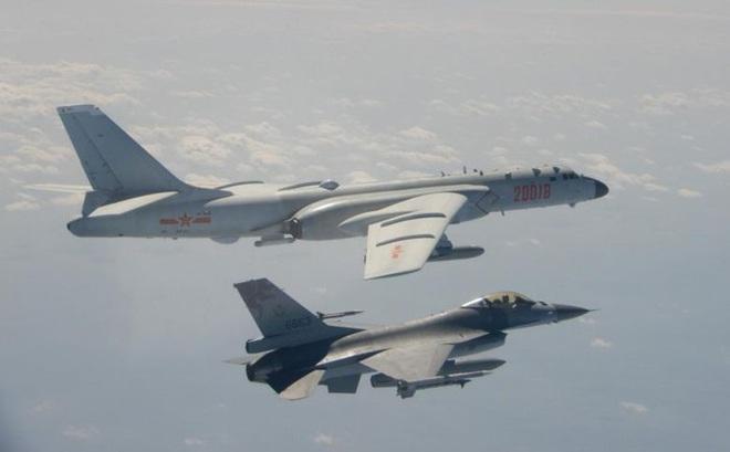 Đài Loan triển khai tiêm kích chặn máy bay Trung Quốc