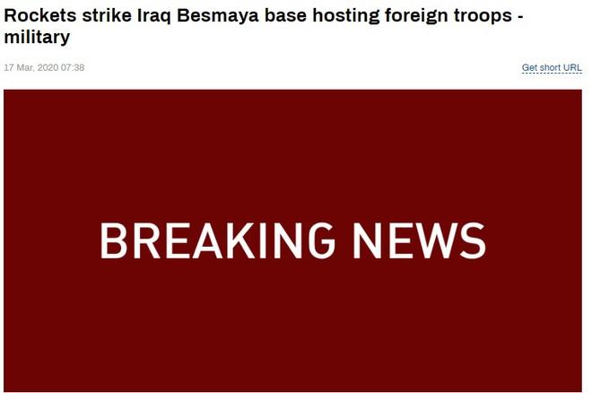 NÓNG: Căn cứ quân sự có nhiều lính Mỹ bị tấn công dồn dập - Bagdad dậy sóng, báo động khẩn cấp - Ảnh 4.