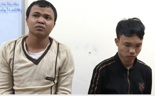 Vừa ra tù, 2 thanh niên lại rủ nhau đi buôn ma tuý