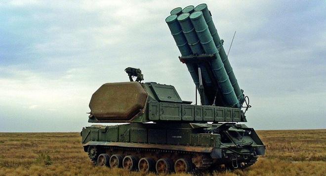 Tên lửa phòng không Buk-M3 lần đầu tham gia lễ duyệt binh Ngày Chiến thắng 9/5 - Ảnh 2.