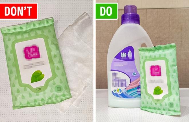 Công dụng tuyệt vời của việc bỏ khăn ướt vào máy giặt không phải bà nội trợ đảm nào cũng biết - Ảnh 5.