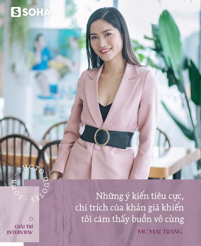 MC Mai Trang VTV: Tôi hụt hẫng, trống rỗng khi hoàn thành mục tiêu xây nhà, mua xe hơi - Ảnh 1.