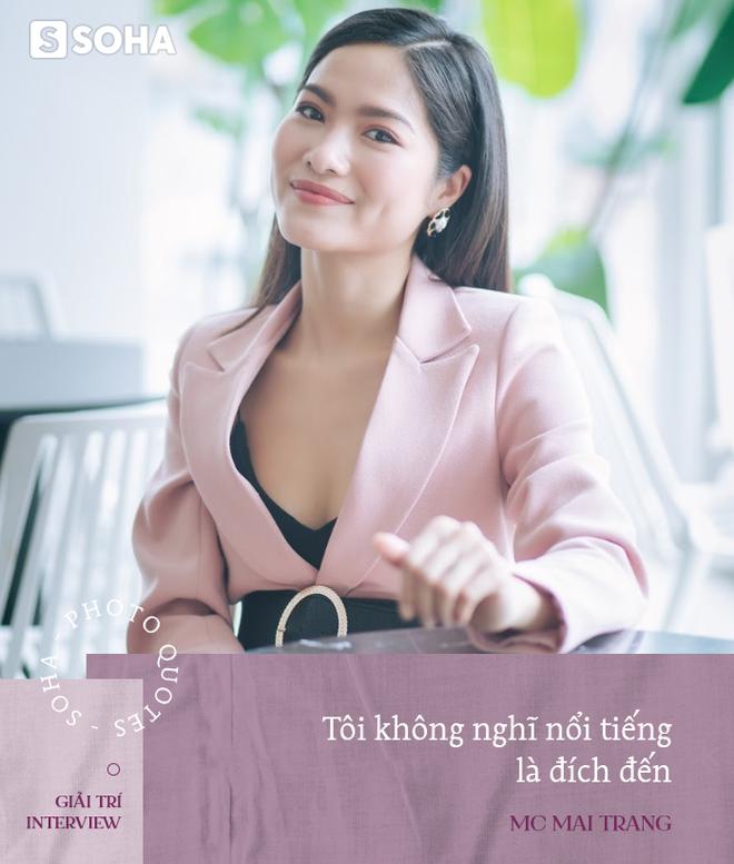 MC Mai Trang VTV: Tôi hụt hẫng, trống rỗng khi hoàn thành mục tiêu xây nhà, mua xe hơi - Ảnh 5.