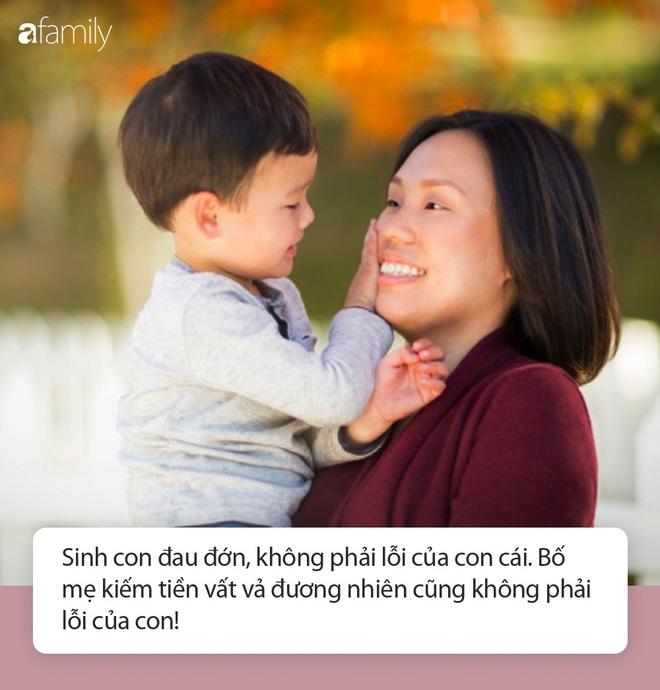 Dẫn con trai đi ăn gà rán, bố hồn nhiên nói 1 câu khiến cậu bé lặng người, miếng ăn nghẹn đắng nơi cổ họng - Ảnh 2.