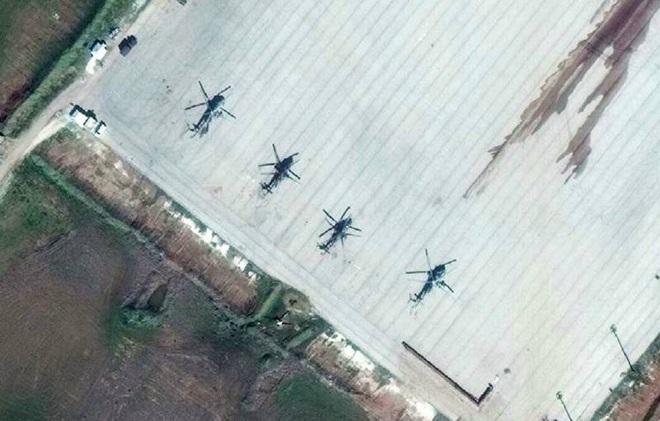 Căn cứ quân sự khổng lồ của Nga ở Syria lộ diện: Đầu não chỉ huy không quân mới? - Ảnh 2.