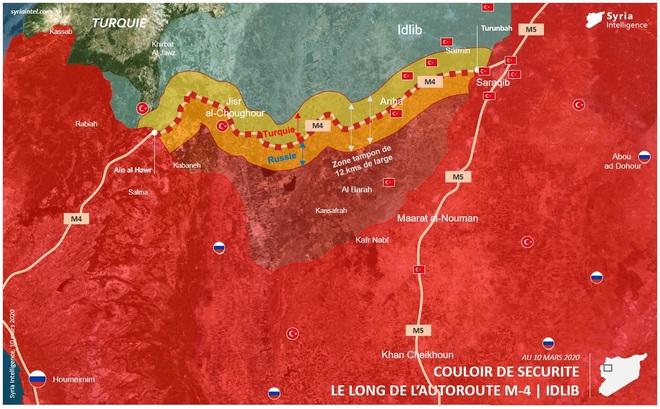 Căn cứ quân sự chứa nhiều vũ khí hạng nặng của Thổ bị bao vây - QĐ Syria xóa sổ 2 chỉ huy của quân nổi dậy - Ảnh 1.