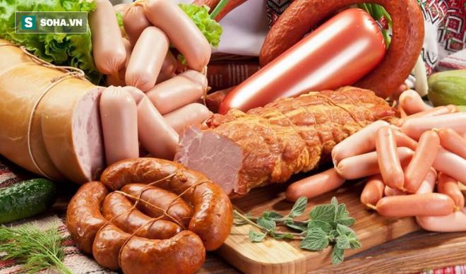 Những loại thực phẩm chế biến sẵn có liên quan lớn tới bệnh ung thư - Ảnh 1.