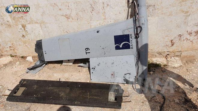 Ngay nơi phi công Su-25 Nga bị bắn hạ và giật chốt lựu đạn, PK Syria diệt UAV Thổ Nhĩ Kỳ - Ảnh 4.