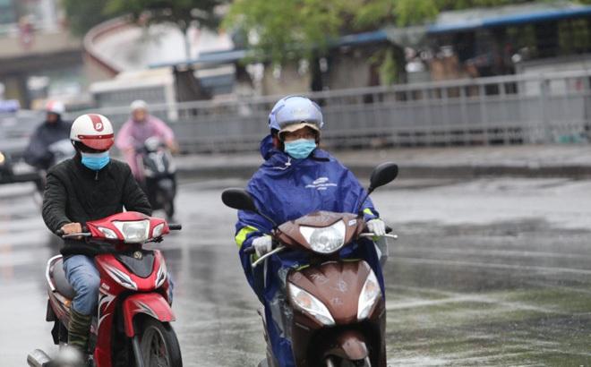 Thời tiết ngày 19/3: Bắc Bộ tiếp tục có mưa nhỏ, Nam Bộ nắng nóng