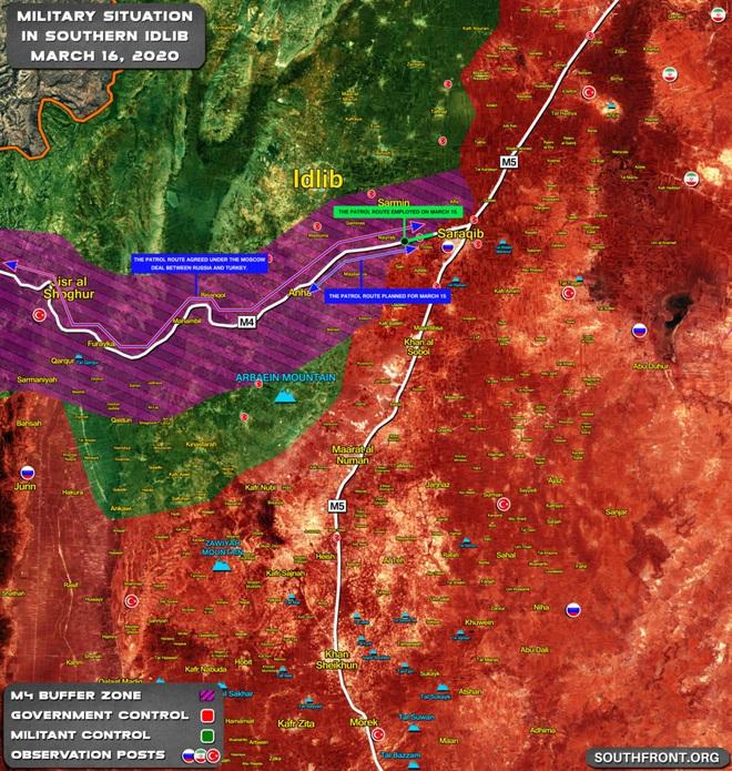 Quân đội Syria đánh dấu Sổ Nam Tào, chờ vung lưỡi hái: Hàng loạt lính Thổ cực kỳ nguy hiểm - Ảnh 1.