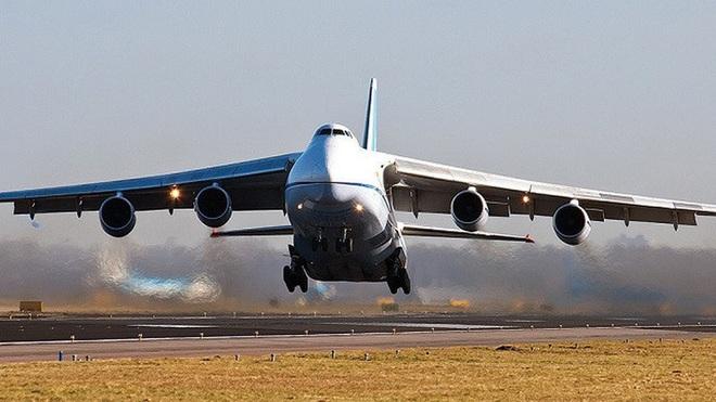 [ẢNH] Chương trình nâng cấp siêu vận tải cơ An-124 của Nga gặp khó - Ảnh 10.