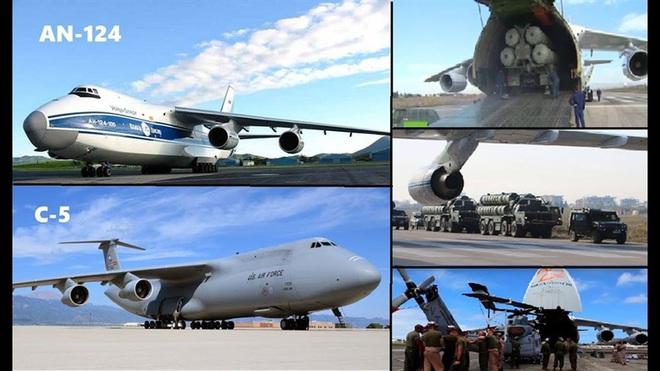 [ẢNH] Chương trình nâng cấp siêu vận tải cơ An-124 của Nga gặp khó - Ảnh 12.