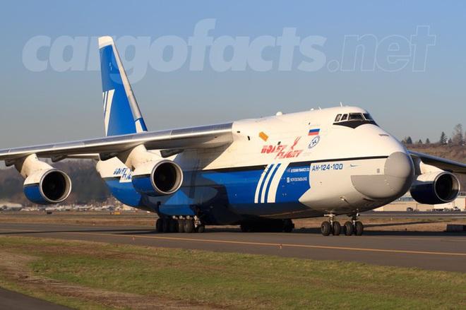 [ẢNH] Chương trình nâng cấp siêu vận tải cơ An-124 của Nga gặp khó - Ảnh 14.