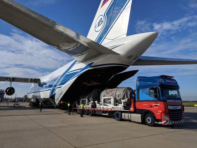 [ẢNH] Chương trình nâng cấp siêu vận tải cơ An-124 của Nga gặp khó - Ảnh 15.