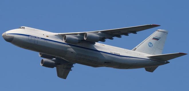 [ẢNH] Chương trình nâng cấp siêu vận tải cơ An-124 của Nga gặp khó - Ảnh 6.