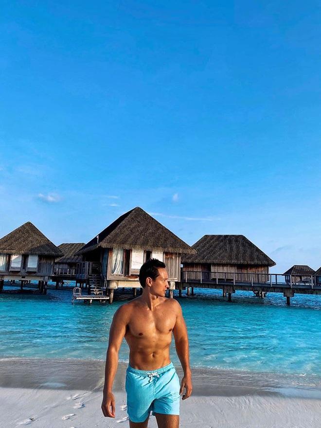 Hồ Ngọc Hà mặc bikini nóng bỏng tại Maldives: Xin được gầy để khỏi hấp dẫn ai - Ảnh 7.
