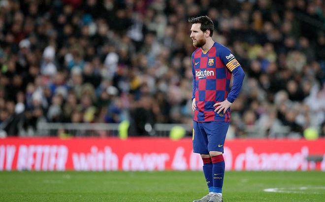 Messi mờ nhạt, Real Madrid thổi bay Barcelona nhờ cặp