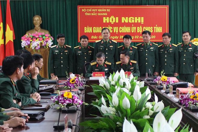 Điều động, bổ nhiệm nhân sự Quân đội, Công an - Ảnh 2.