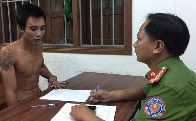 Chân dung kẻ chém 2 chiến sĩ công an Đà Nẵng khi đang làm nhiệm vụ