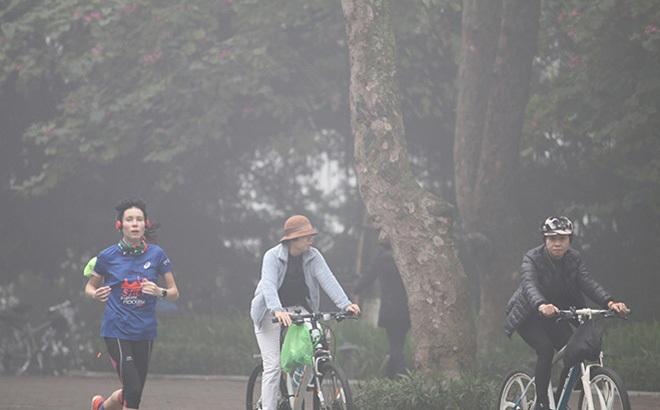 Thời tiết ngày 20/3: Bắc Bộ ngày nắng, Bắc Trung Bộ mưa dông