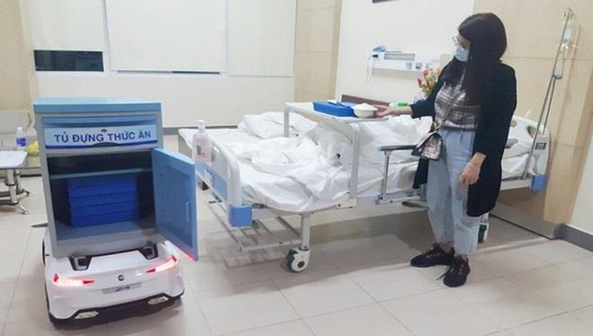 """""""Robot khử khuẩn phòng cách ly"""" sắp được đưa vào thử nghiệm tại Bệnh viện dã chiến Củ Chi - Ảnh 3."""