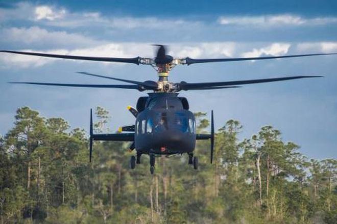 Mỹ trình làng trực thăng rất dị, vượt xa cá sấu Ka-52 Nga - Ảnh 1.