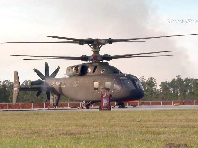 Mỹ trình làng trực thăng rất dị, vượt xa cá sấu Ka-52 Nga - Ảnh 2.