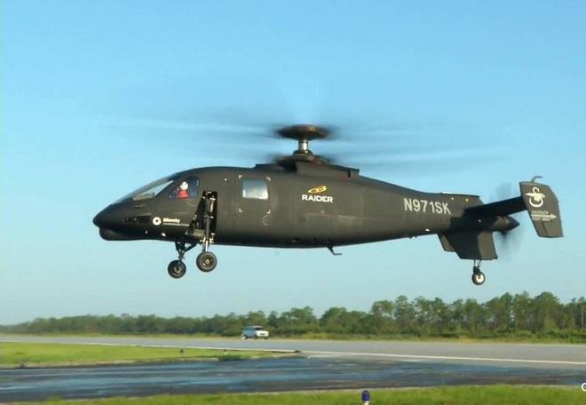Mỹ trình làng trực thăng rất dị, vượt xa cá sấu Ka-52 Nga - Ảnh 11.