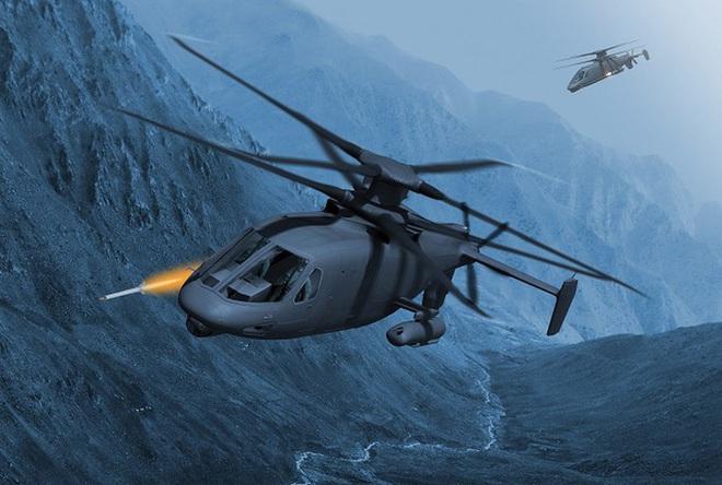 Mỹ trình làng trực thăng rất dị, vượt xa cá sấu Ka-52 Nga - Ảnh 13.