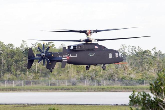 Mỹ trình làng trực thăng rất dị, vượt xa cá sấu Ka-52 Nga - Ảnh 14.