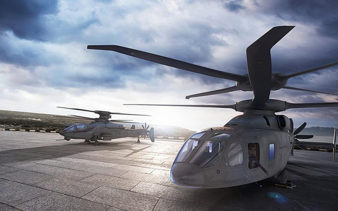 Mỹ trình làng trực thăng rất dị, vượt xa cá sấu Ka-52 Nga - Ảnh 15.
