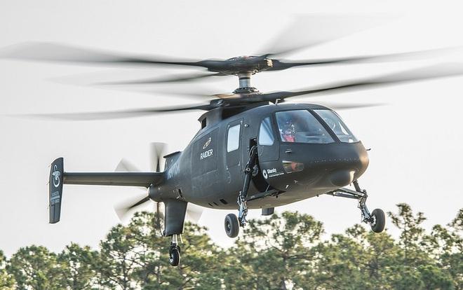 Mỹ trình làng trực thăng rất dị, vượt xa cá sấu Ka-52 Nga - Ảnh 17.
