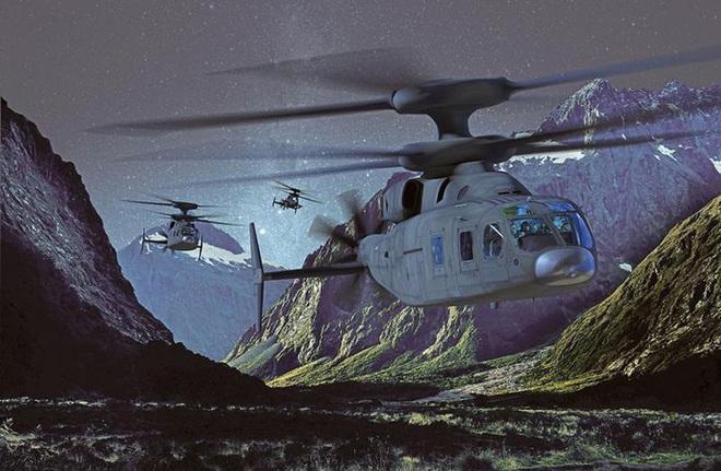 Mỹ trình làng trực thăng rất dị, vượt xa cá sấu Ka-52 Nga - Ảnh 19.