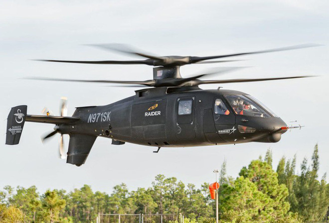 Mỹ trình làng trực thăng rất dị, vượt xa cá sấu Ka-52 Nga - Ảnh 20.
